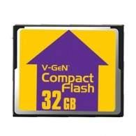 V-Gen Compaq Flash 400x 32GB