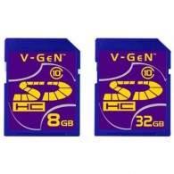 V-Gen microSDHC 16GB Class 10