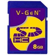 V-Gen SD Card 8GB