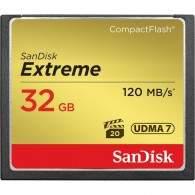 SanDisk Extreme CF Class 10 32GB