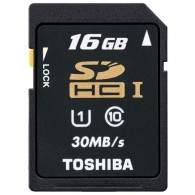 Toshiba SDHC 16GB Class 10 K016GR7AR30