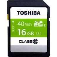 Toshiba SDHC 16GB Class 10 K016GR7AR040A