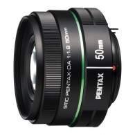 Pentax DA 50mm f / 1.8