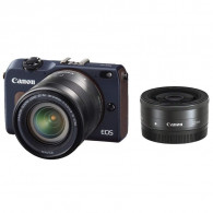 Canon EOS M2 kit III 18-55mm + 22mm