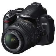 Nikon D3000 Kit 18-55mm
