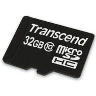 Transcend microSDHC 32GB Class 4