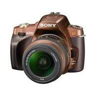 Sony A-mount DSLR A380L Kit 18-55mm