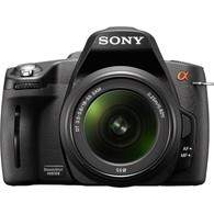 Sony A-mount DSLR A390L Kit 18-55mm