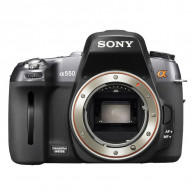 Sony A-mount DSLR A550 Body