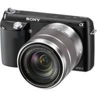Sony E-mount DSLR NEX-F3D Kit