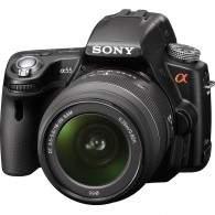 Sony A-mount SLT-A57K with SAL1855 Len