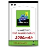HIPPO Battery for Blackberry 9900 2000mAh
