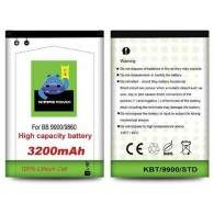 HIPPO Battery for Blackberry 9900 3200mAh