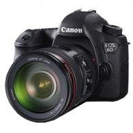 Canon EOS 6D Kit EF 24-105mm Non Wifi