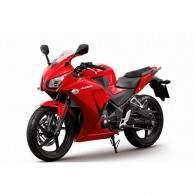Honda CBR 250R ABS Millenium Red