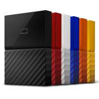 Western Digital My Passport Portable 4TB