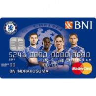 BNI Chelsea Credit Card