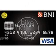 BNI Bike To Work Card Platinum