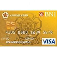 BNI Kagama Card Gold
