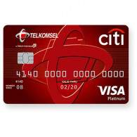 Citibank Telkomsel Card