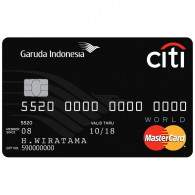 Citibank Garuda Indonesia Card