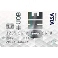 UOB Indonesia One Card