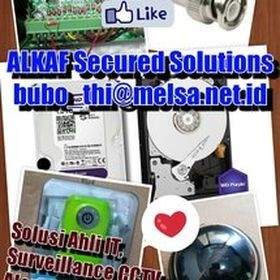 ALKAF Secured Solutions (Tokopedia)