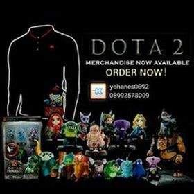 Dota 2 Merchandise Store