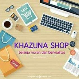 Khazuna shop (Tokopedia)
