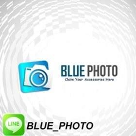 BLUE PHOTO