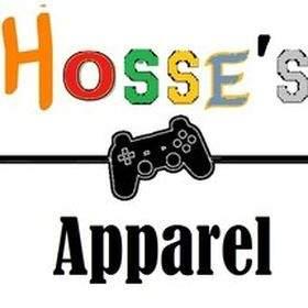 Hosse's Gaming Apparel (Tokopedia)