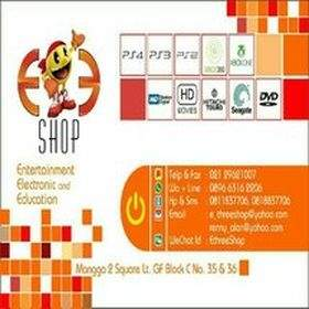 E Three Shop (Tokopedia)