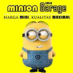 Minion Garage Sale (Tokopedia)
