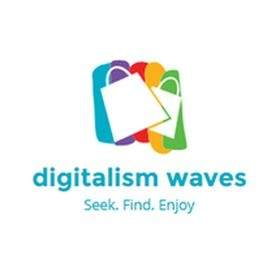Digitalism Waves (Tokopedia)