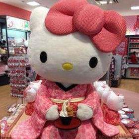 Hello Kitty Fancy Shops