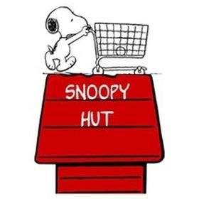 Snoopy Hut (Tokopedia)