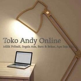 Andy Online (Tokopedia)