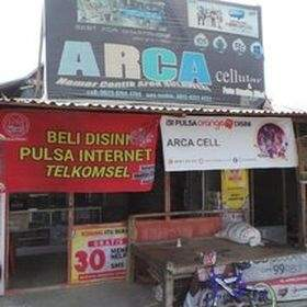 ARCAshop online (Tokopedia)