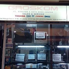 Groskom - Mangga Dua Mall