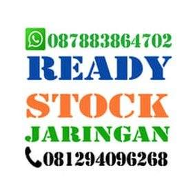 READY STOCK JARINGAN (Tokopedia)