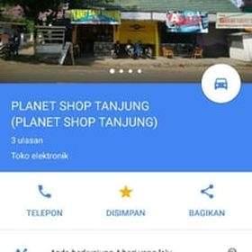 PLANET SHOP TANJUNG1 (Tokopedia)
