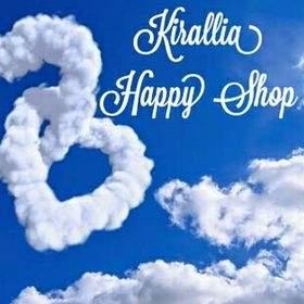 Kirallia Happy shop (Bukalapak)