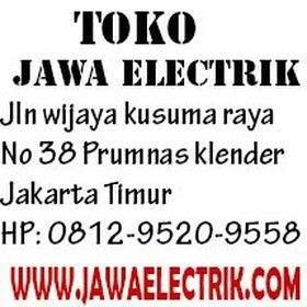 Jawa Electrik (Tokopedia)