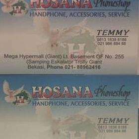 Hosana Phoneshop (Tokopedia)