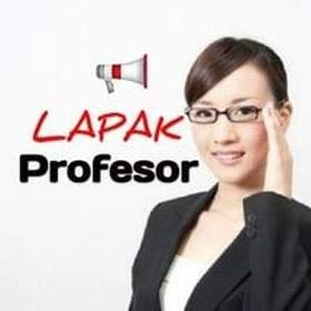 """""""Lapak Profesor"""" (Tokopedia)"""