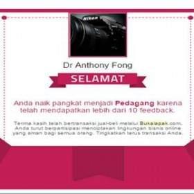 Dr Anthony Fong (Bukalapak)