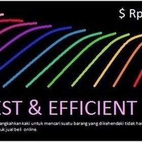THE BEST & EFFICIENT (Tokopedia)