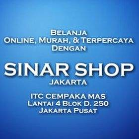 Sinar Shop Jakarta (Tokopedia)