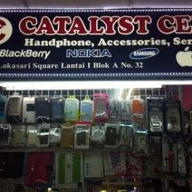 Catalyst Shop (Bukalapak)