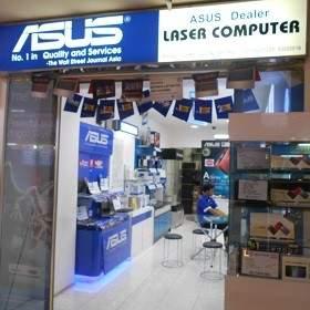Laser Computer